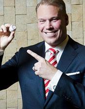 Magnus Brannstrom - CEO Oriflame
