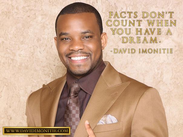 David Imonitie