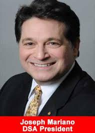 DSA President, Joseph P. Mariano