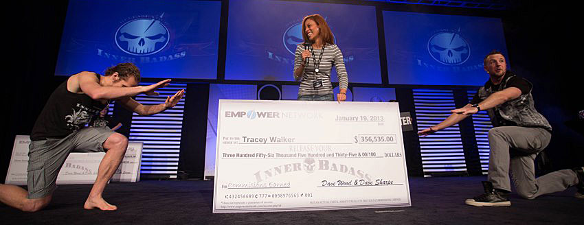 Earnings Disclaimer >> Tracey Walker – Empower Network Hits $67,000 Per Month » Direct Selling Facts, Figures and News