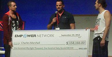 Charles Marshall Check
