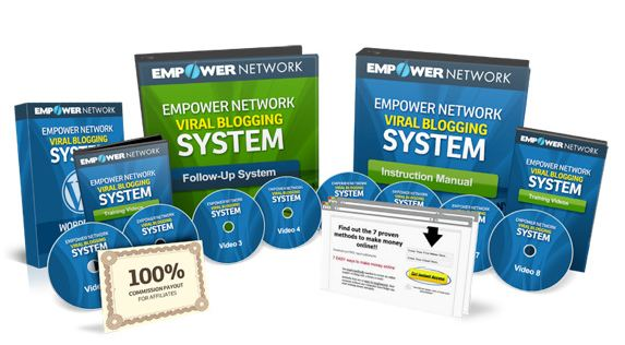 Empower Network Viral Blogging System