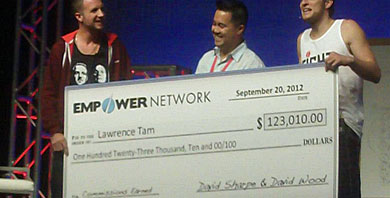 Lawrence Tam Check
