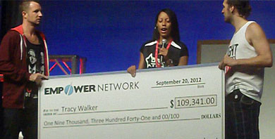 Tracy Walker Check
