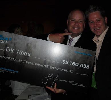 Eric Worre Bonus