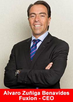 Alvaro Zuñiga Benavides - CEO FuXion