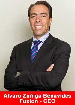 Alvaro Zuñiga Benavides Founder Fuxion