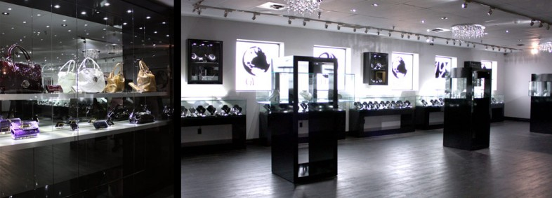 Global Wealth Trade Showroom