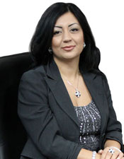 Sanaz Hooman Global Wealth Trade VP Product Development
