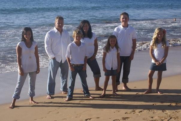 Glen Jensen Family
