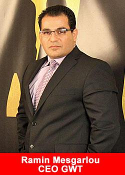 Ramin Mesgarlou, CEO, GWT