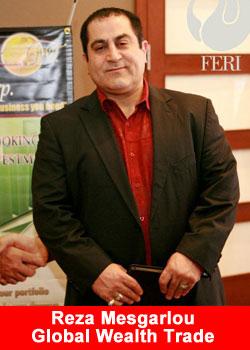 Reza Mesgarlou Global Wealth Trade