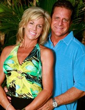 Steve and Gina Merritt - Monavie