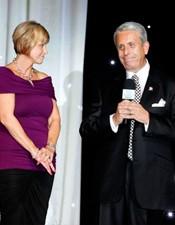Jim Nancy Dornan hauts salariés Hall Of Fame