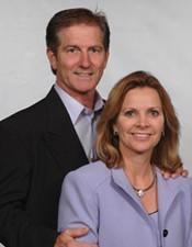 Ron and Brenda Prudhomme Monavie