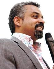 Sathi Senathirajah - Qnet