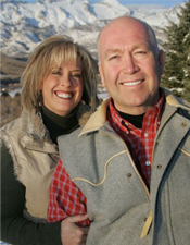 Scott and Sue Olsen Monavie