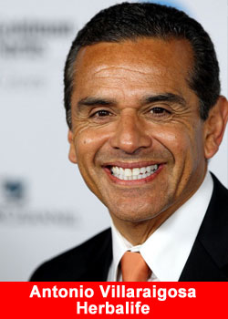 Antonio Villaraigosa, Herbalife