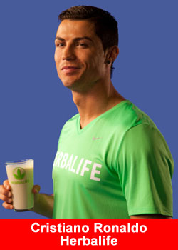 Herbalife Nutrition Renews Partnership With Cristiano Ronaldo