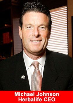 Michael O. Johnson Herbalife