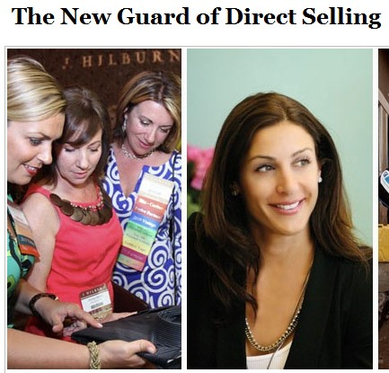 Post image for Direct Selling Recognition – INC 500