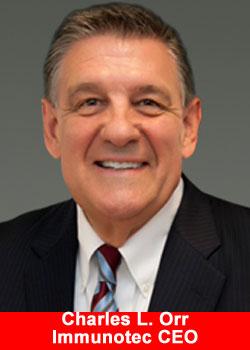 Charles Orr, CEO, Immunotec