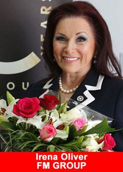 Irena Oliver, FM Group