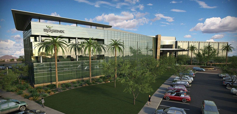 Isagenix Head Office - Gilbert - Arizona - USA