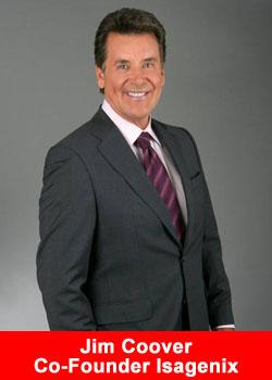 Jim  Coover, Isagenix