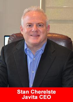 Stan Cherelstein,Javita,CEO