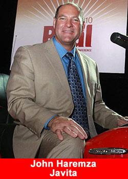 John Haremza, Javita