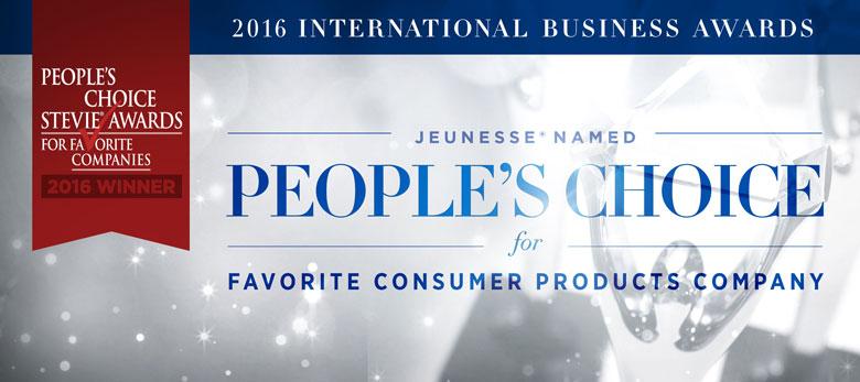 Jeunesse Award 2016