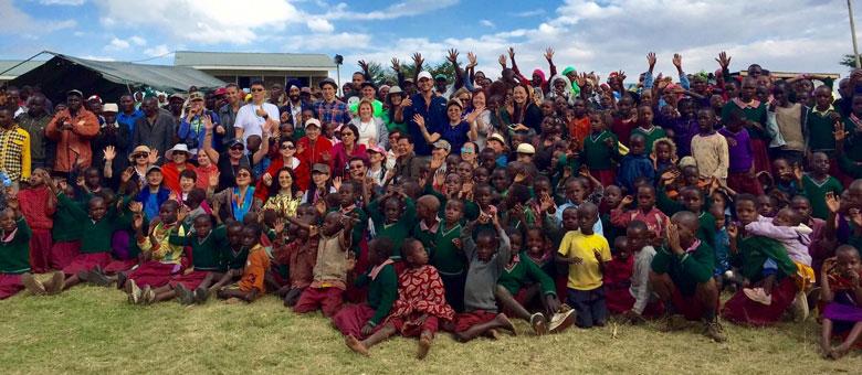 Jeunesse in Kenya