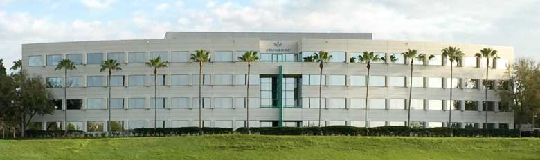 Jeunesse World Headquarters in Lake Mary, Florida - USA
