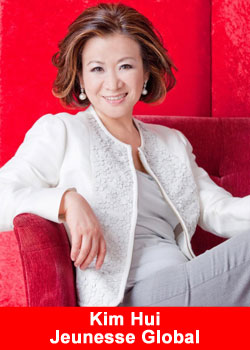 Kim Hui, Jeunesse Global