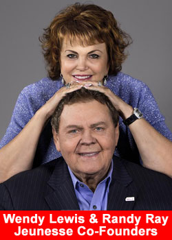 Randy Ray and Wendy Lewis Co-Founders Jeunesse