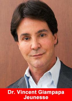 Dr. Vincent Giampapa, Jeunesse, Nobel Prize
