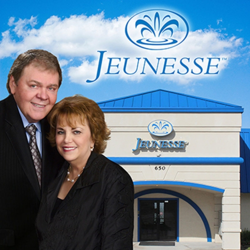 Wendy Lewis and Rany Ray - Founders Jeunesse Global