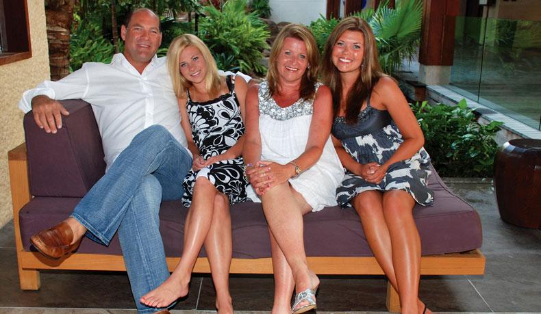 John Haremza Family