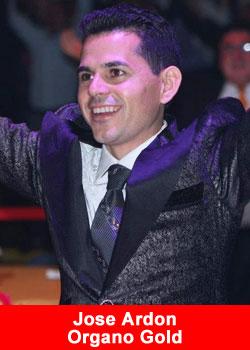 Jose Ardon, Organo Gold