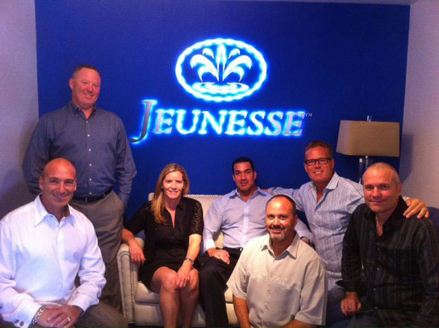 MonaVie leaders now in Jeunesse Global
