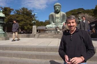 Ken Porter in Japan for his Monavie Business