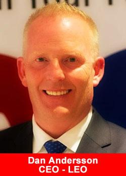 Dan Anderson, LEO, CEO