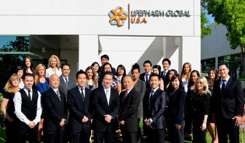 LifePharm Global Network Corporate Team