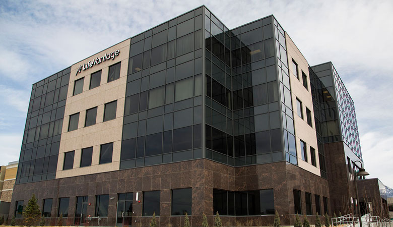LifeVantage World Headquaters in Sandy, Utah - USA