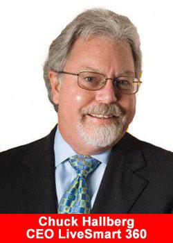 Chuck Hallberg, CEO, LiveSmart 360