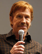 Chuck Norris - Max International Endorser