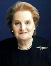 Madeleine Albright - MLM Industry Endorser