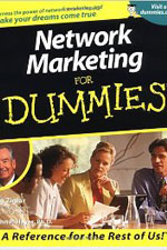 Network Marketing for Dummies The Best Network Marketing Books 2011