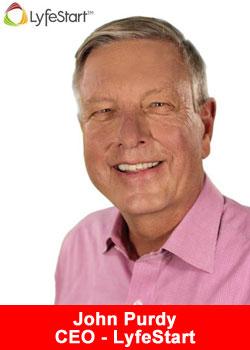 John Purdy, LyfeStart, CEO